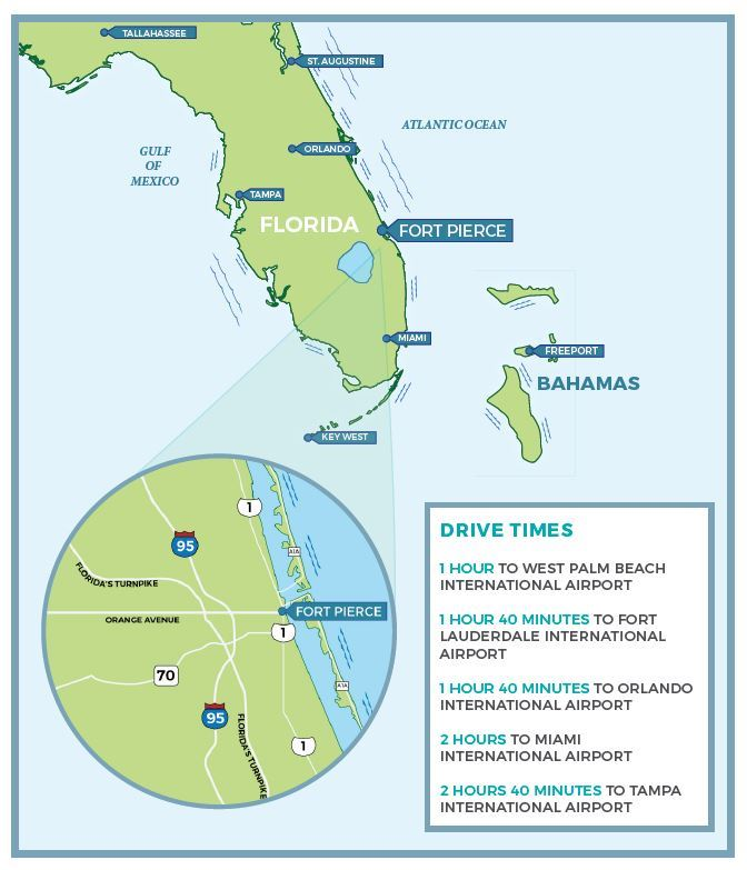 All Roads Lead to Fort Pierce