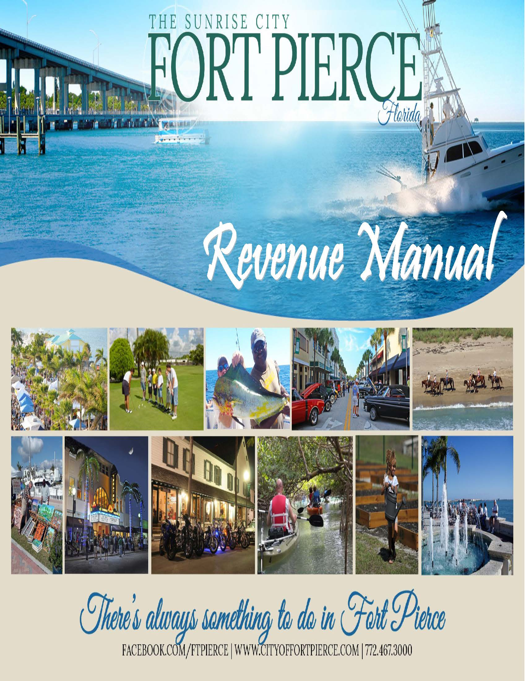 Revenue Manual Cover