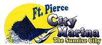 Fort Pierce City Marina Logo