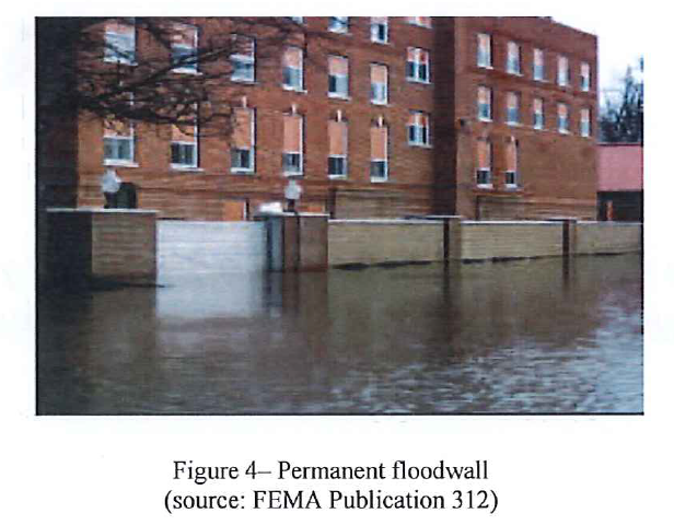 floodwall